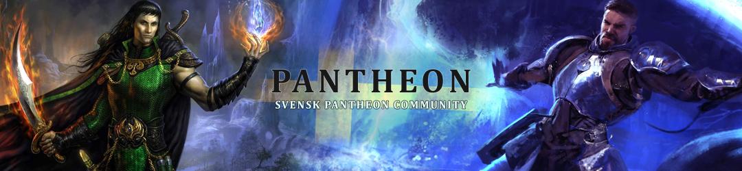 Sveriges bästa Pantheon Community